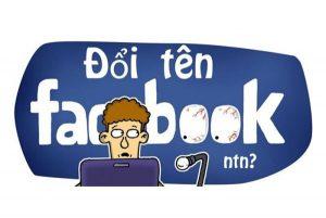 Hướng dẫn cách đổi tên Facebook  có ảnh hướng dẫn mới 2021