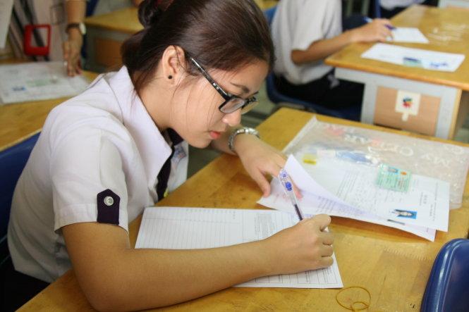 Đào tạo tín chỉ giúp sinh viên chủ động thời gian học tập