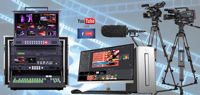 Những thiết bị không thể thiếu của streamer
