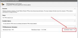 TMP là gì? Cách kiểm tra và bật TMP 2.0 trên máy tính