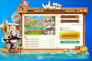 Hướng dẫn cài game Mini World Block Art để chơi trên máy tính và điện thoại 2021