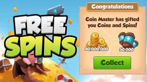 Levvvel coin master free spins – nhận spin miễn phí mỗi ngày